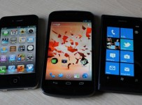 Lumia vs iPhone vs Galaxy