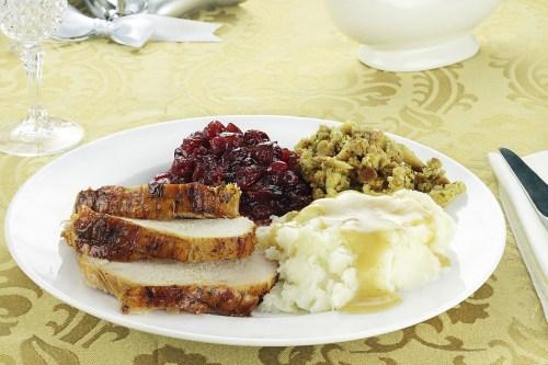 Medium Of Craigs Thanksgiving Dinner