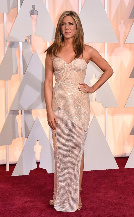 Jennifer Aniston Oscar 2015