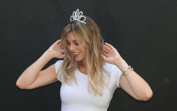 Look de carnaval princesa