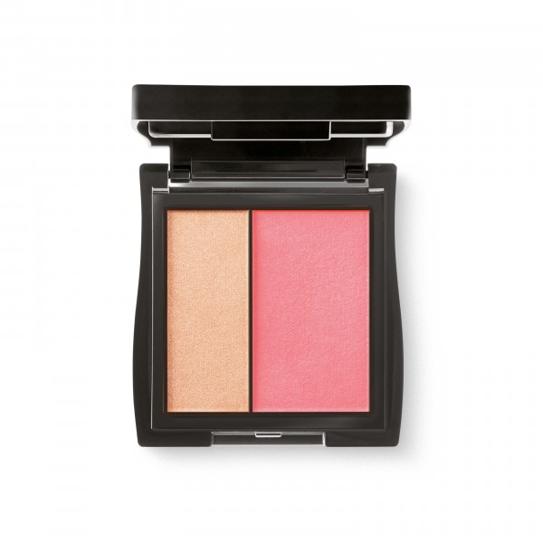Blush Mineral Duo Mary Kay no estojo