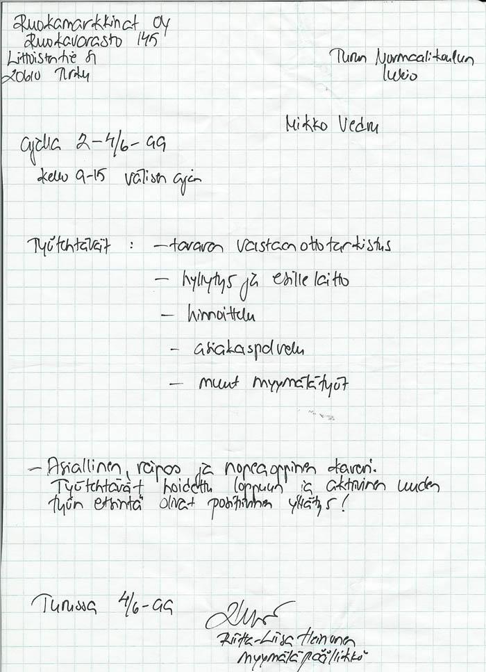 Mikko Vedru Eng - CV - Curriculum Vitae - Resume