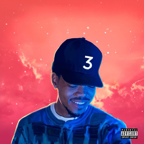 MixtapeMonkey Chance The Rapper - Coloring Book
