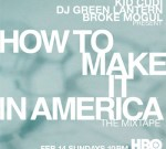 Kid Cudi – How To Make It In America By DJ Green Lantern Mixtape