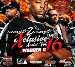 Coast2 Coast Exclusive Series Vol. 16 Mixtape (March Madness 2010) By WARREN G
