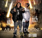 Da Kid & Sean Teezy – Armageddon Vol 2 Mixtape By DJ E-Sudd