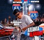 T Brewer & Leer Jet – Atlanta 2 Alabama Vol. 3 Mixtape By Eldorado Red