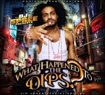Jim Jones – What Happened To The Dips Mixtape By Dj Spree