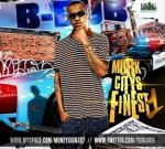 B-Bub- Murk City's Finest 1 Mixtape