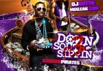 Down South Sippin 3 – Codeine Pirates Mixtape