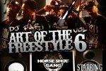 Horse Shoe Gang – Art Of The Freestyle Vol 6 Mixtape By Dj Far