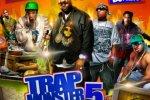 Dj DB Product & Dj Ken – Trap Monster 5 Mixtape By DA Joker To Cold