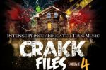 Peedi Crakk – Crakk Files Vol 4 Official Mixtape