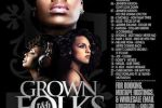 DJ Ant-Lo – Grown Folks R&B Vol 5 Mixtape