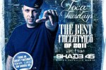 Tony Touch – The Best Toca Tuesdays Freestyles Of 2011 Mix-Tape