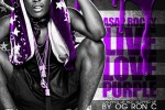 A$AP Rocky – Live Love Purple Official Mixtape (Chopped & Screwed) By OG Ron C & DJ Candlestick