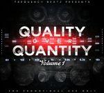 Frequency Beatz – Quality Over Quantity Vol 1 Beat Tape Mixtape