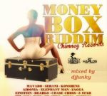 DJ Junky – Money Box Riddim Dancehall Mixtape June 2012