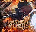 Cassidy – Apply Pressure 3 Mayhem Music Official Mixtape