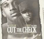 Caddy Da Don – Cut The Check Official Mixtape by DJ Scream