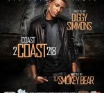 Coast 2 Coast Mixtapes 218 Hosted By Diggy Simmons