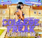 DJ HB Smooth – College Freak 14 Mixtape