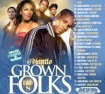 Dj Ant-Lo – Grown Folks R&B Vol 8 Mixtape