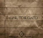 Aduro – Dear Toronto Mixtape
