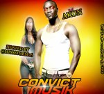 AKON – Convict Musik Mixtape By Dj Trey Cash