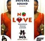 DatGyal Sound – No Love Dancehall Mixtape