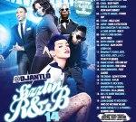 Dj Ant-Lo – Sizzlin R&B 14 Mixtape