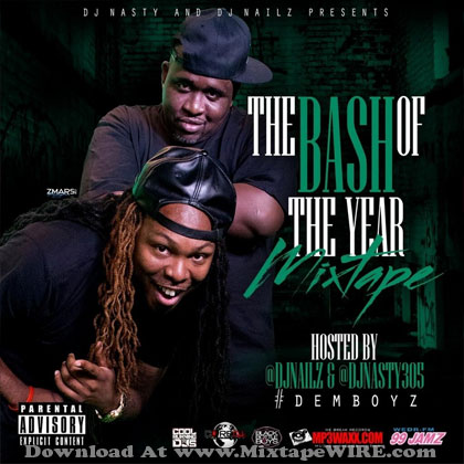 The-Bash-Of-The-Year-Mixtape
