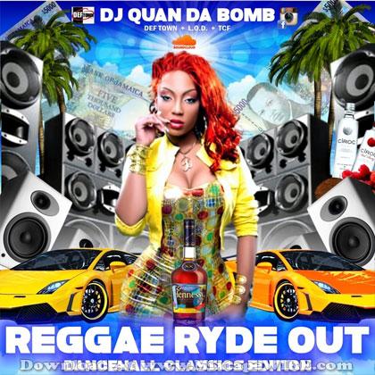 Reggae-Ryde-Out