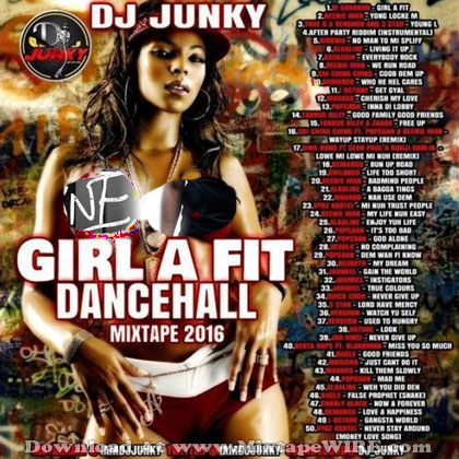 Girl-A-Fit-2016-Dancehall