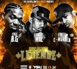 B.G., Mac & C-Murder – New Orleans Legendz