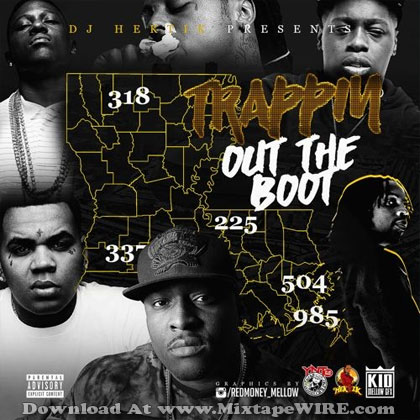 Trappin-Out-The-Boot