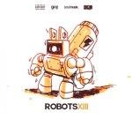 GuyATL – Robots, Vol. 13