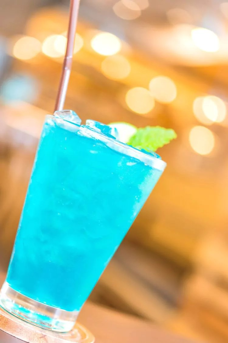 Blue Curacao Cocktail Alkoholfrei Blue Long Island Iced Tea Drink Recipe Mix That Drink