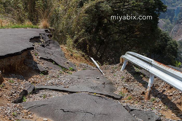 熊本,地震,阿蘇,被災地,阿蘇大橋