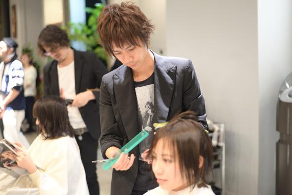 【パーマン】TOKYO35 139(表参道)にて勉強会&撮影に参加させていただいた。