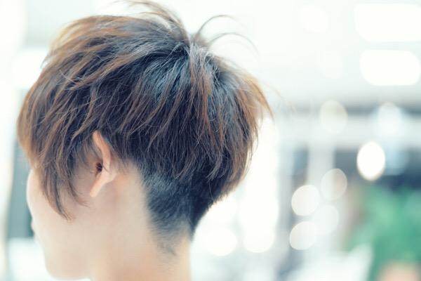 【バッサリ】大谷の髪を切る【ネープレス】
