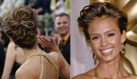 Jessica Alba Wedding Hair | jessica alba classic updo ...