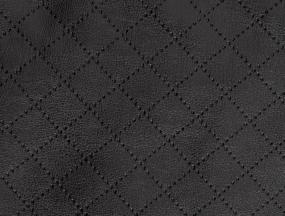 Mjtrends Laser Quilted Faux Leather