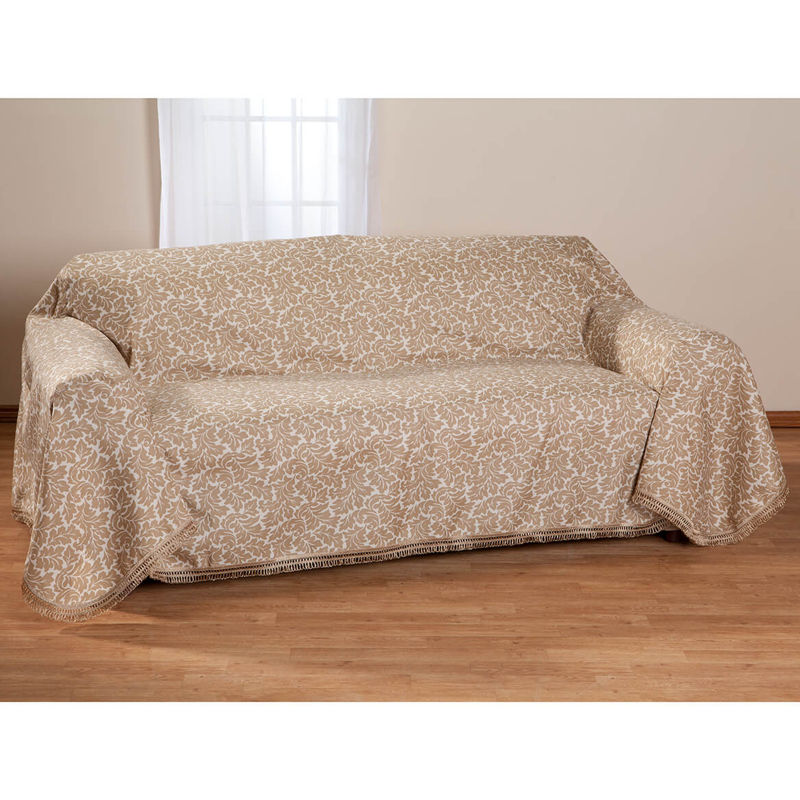 Sofa Slipcovers Damask Ii Sofa Slipcover