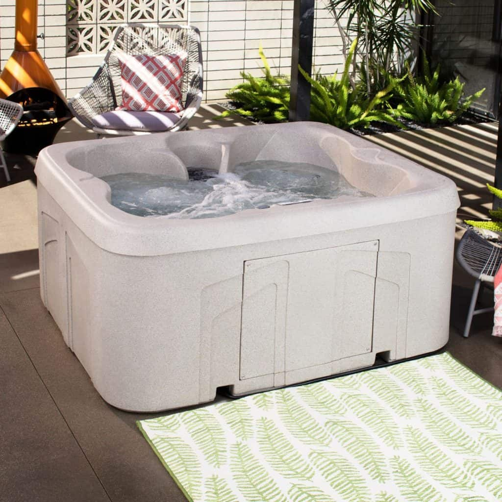 Jacuzzi Pool Amazon The 5 Best Hot Tubs You Can Get On Amazon Without Breaking The Bank