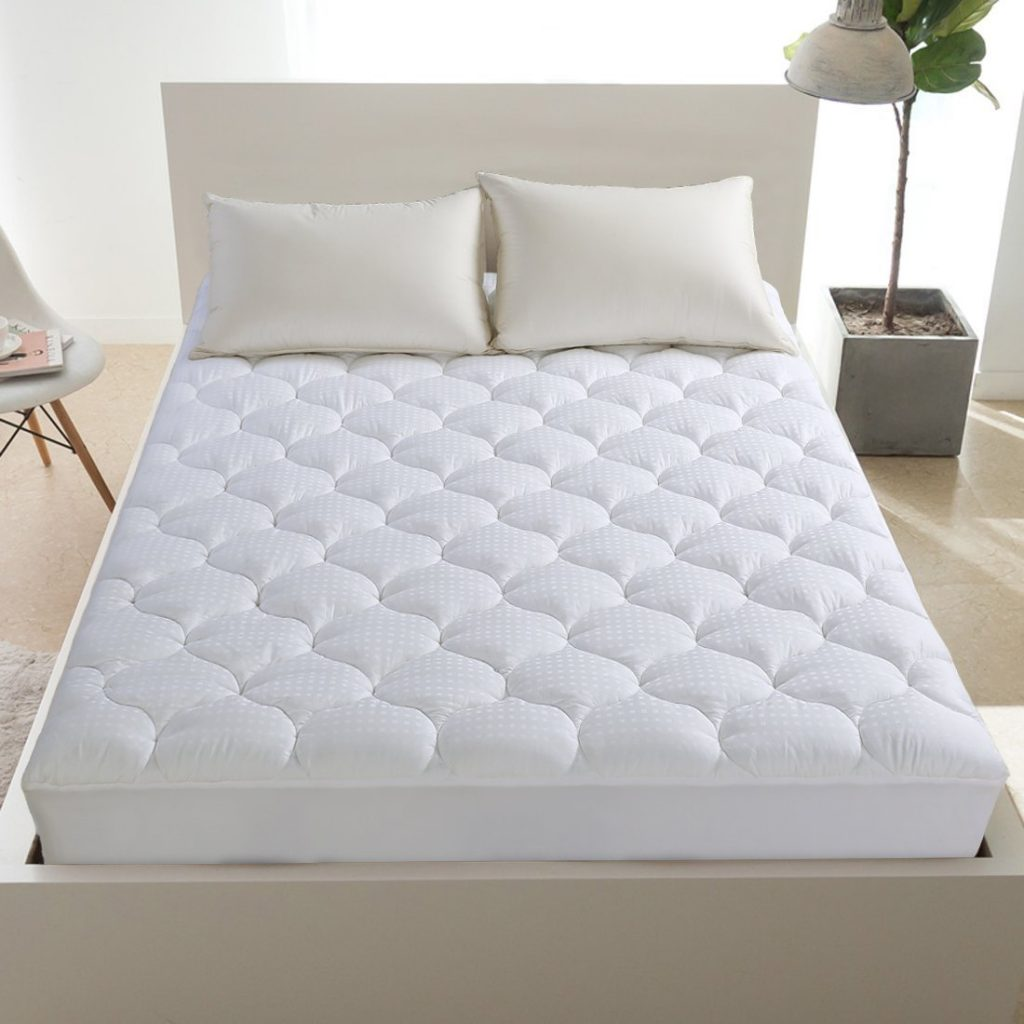 Wool Mattress Pad Reviews Best Cooling Mattress Pad Topper Reviews 2019 Top 5 Picks