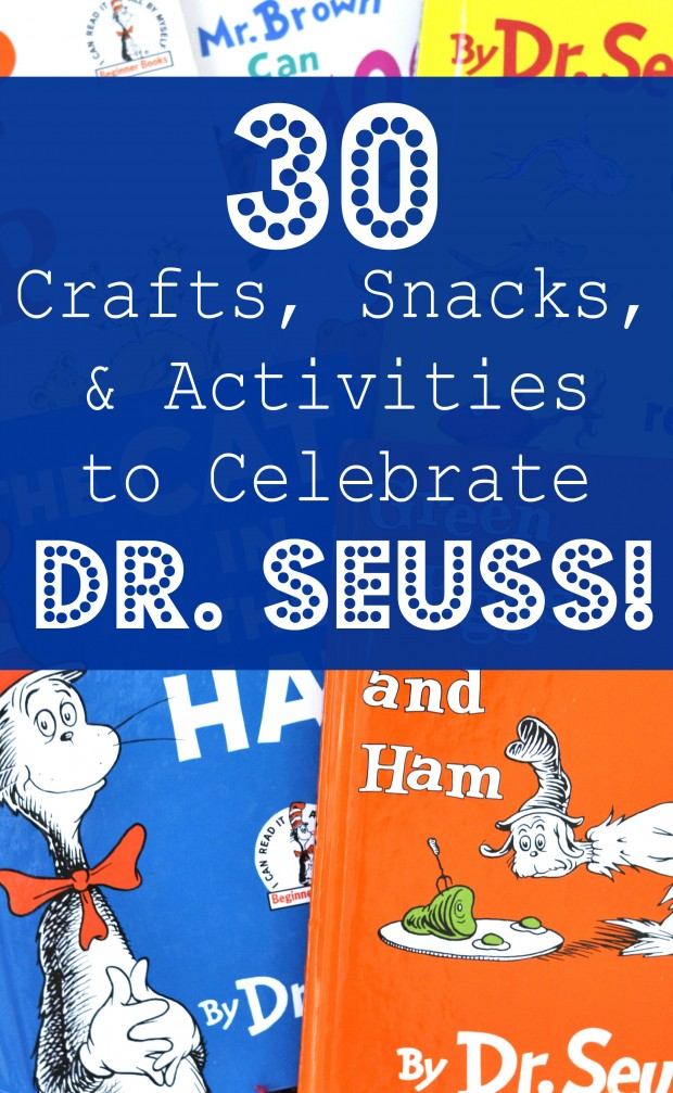 Learning with Dr Seuss 100+ Free Dr Seuss Themed Printables