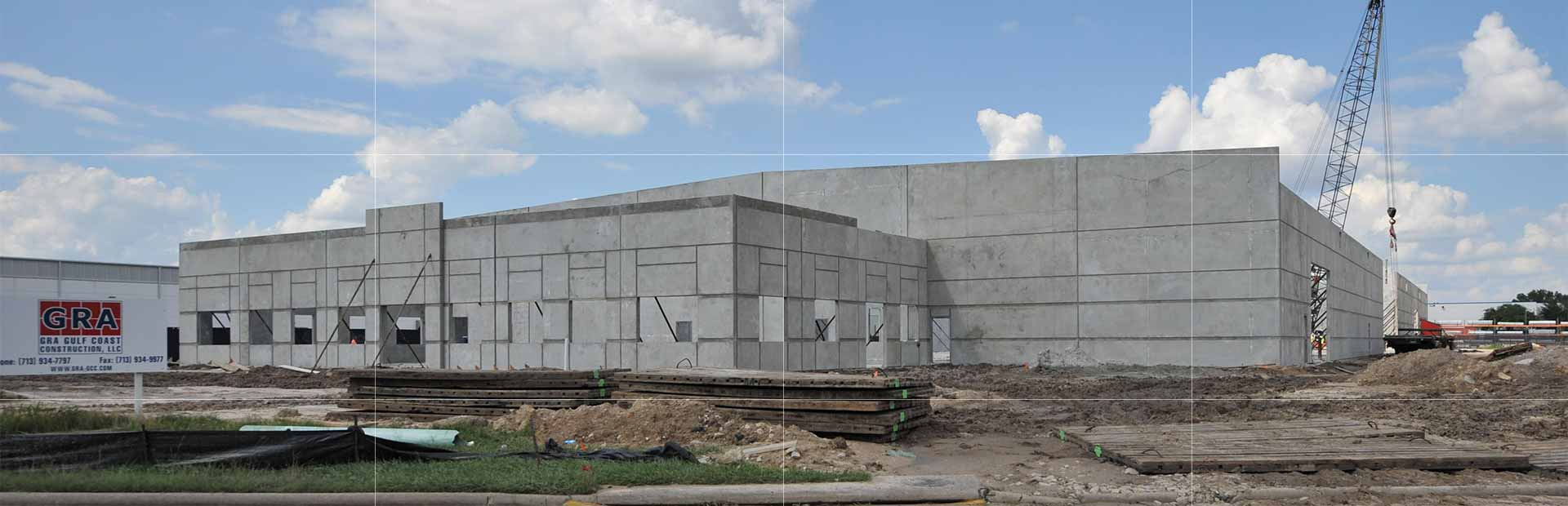 Houston Industrial And Commercial Construction General Contractor