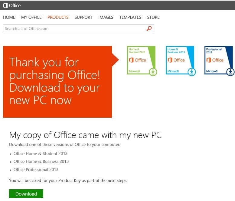 Lost Office 2010 or 2013 CD/DVD? Legally Download Office From Microsoft - office cd