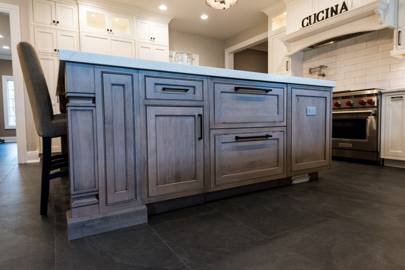 Kuiken Brothers Kitchen Cabinetry Project In Montvale New Jersey Kuiken Brothers
